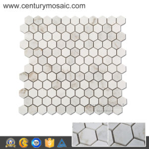 "Century Competitive Price 1"" Hexagon Mosaic Tiles"