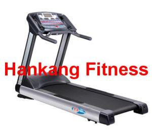 AC Deluxe Motorized Treadmill (HT-2008) pictures & photos