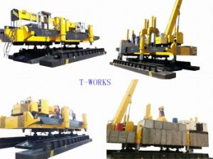 Piling Rig for Concrete Square Pile (ZYC700B)