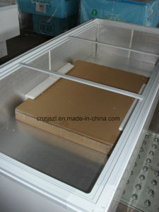 Island Freezing Showcase Display Freezer (SD-758) pictures & photos