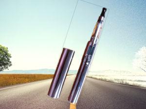 Original Variable Voltage Intelligent Best Vapor E-Cigarette with LCD Screen