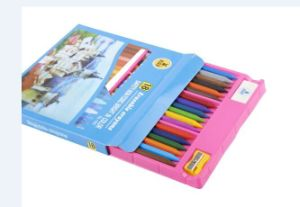 Colour Crayon Pen Set for Kids Drawing /Painting pictures & photos