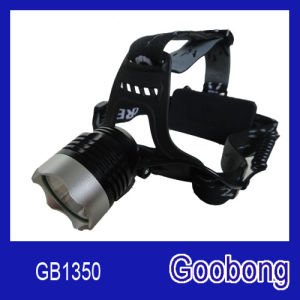 Super Bright CREE T6 LED Rechargeable Head Lamp/LED Headlamp/LED Headlight