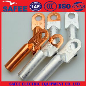 China High Quality Coppe Aluminium Connecting Terminals (DL DTL DT Series) - China Terminals, Copper Aluminium Connecting Terminals pictures & photos