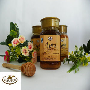 Hot Sale 100% Factory Natural Raw Pure Wild Bee Honey