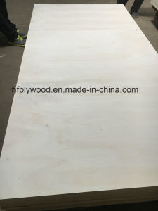 18mm Plain Plywood for Furniture Full Poplar Plywood pictures & photos