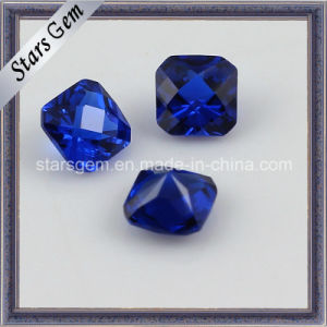 New Cutting Square Bottom Checker Cut Spinel pictures & photos