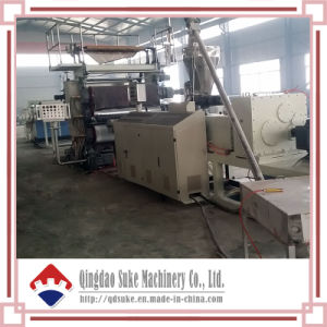 PVC Marble Sheet/Board Extrusion Production Making Machine pictures & photos