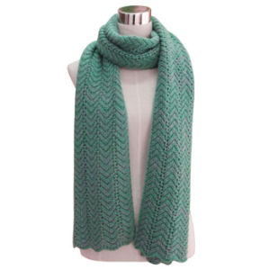 Ladies Fashion Acrylic Knit Long Scarf (YKY4192) pictures & photos