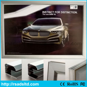 Ce Quality Ultra Slim LED Sign Light Box pictures & photos