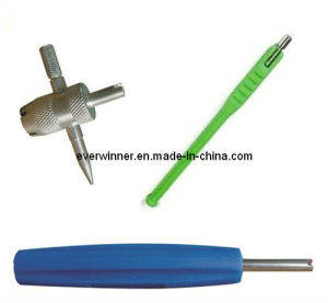 Tyre Valve Puller - Repair Tool - Valve Core Remover Tool Kit pictures & photos