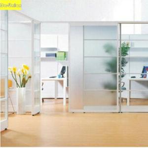Modular Demountable Office Glass Partition