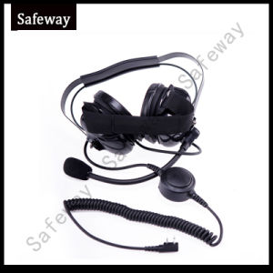 Noise Canceling Headset for Kenwood Two Way Radio pictures & photos