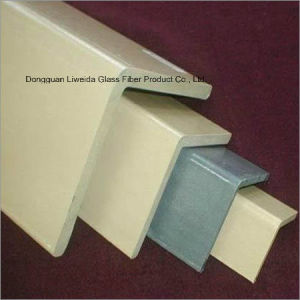 Fiberglass Profile, Pultruded FRP Angle with Multi Colors and Dimensions