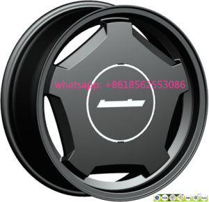 Car Aluminum Rims 19*8j New Alloy Wheel Via Jwl pictures & photos