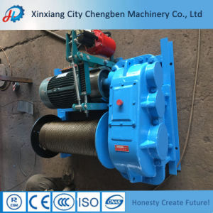 Construction Usage Double Drum Hoist Crane Winch Made in China pictures & photos