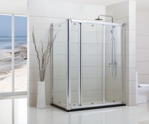 Framed Rectangular Sliding Shower Enclosure (YTZ-003)