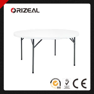 Orizeal 5ft Round Commercial Folding Table Oz-T2045 pictures & photos
