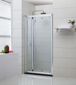 Framed Hinge Shower Door (YLP-002)