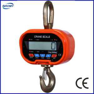 Electronic Crane Hook Scale 5000kg pictures & photos