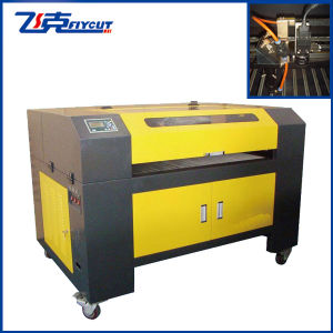 Laser Fiber, Leather, Acrylic, Glass Engraving/Cutting Machine pictures & photos