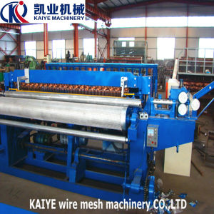 Factory Fully Automatic Stainless Steel Welded Mesh Machine pictures & photos