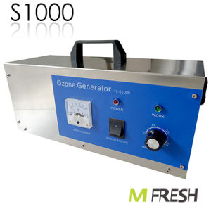 Ozone Sanitizer Air Sterilizer Water Deodorizer S1000 pictures & photos
