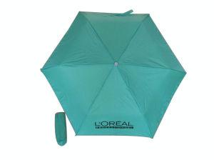 Supper Mini Fold Umbrella (AU012) pictures & photos