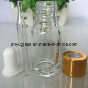 Clear Essential Oil Glass Bottles for Cosmetic 15ml, 20ml, 30ml, 50ml, 60ml pictures & photos