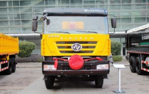 Saic Iveco Hongyan 310HP 6X4 Dump Truck/Tipper Truck/ Dumper Truck Euro 4 Hot on Sale pictures & photos