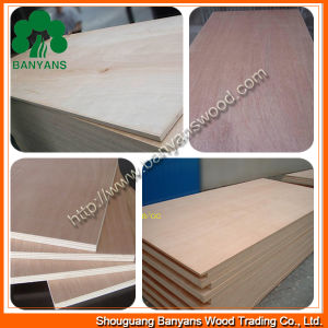 Banyans 18mm Commercial Plywood/Bintangor Veneer Plywood