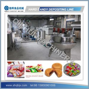 PLC Control&Full Automatic Hard Candy Making Machine pictures & photos