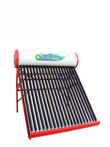 Solar Water Heater (SUNRISE 20 TUBES)