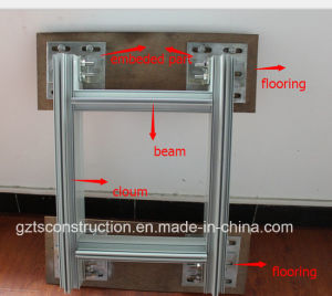 Reflective Glass Aluminum Curtain Wall pictures & photos