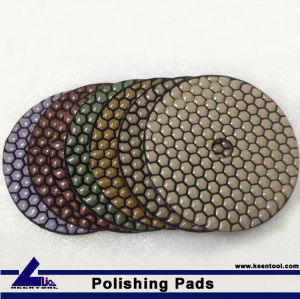 High Quality Diamond Polishing Pad for Stone and Concrete pictures & photos