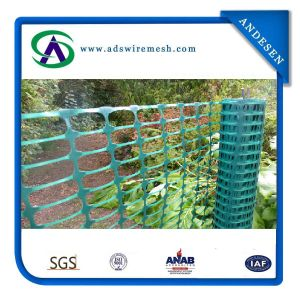 HDPE Anti-UV Safety Fencing/Plastic Safety Barrier Fence pictures & photos