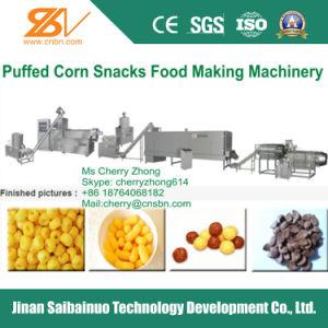 Breakfast Cereals Snacks Equipment Extruder Machine (SLG65/70/85) pictures & photos