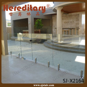 Frameless Glass Railing for Swimming Pool (SJ-X2164) pictures & photos