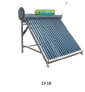 Stain Steel Compact Solar Water Heater pictures & photos