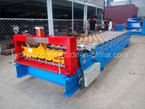 Roof Panel Forming Machine, Machines for Manufacturing Metal Tiles pictures & photos