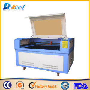 Crystal CO2 Laser Engraving CNC Machine with up & Down Worktable pictures & photos