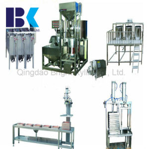 Fully Automatic Soybean Processing Machinery
