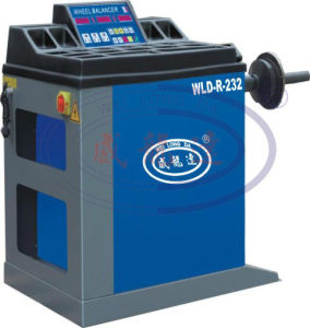 Intelligent Wheel Balancer Wld-R-232 (microprocessor with self-test function) pictures & photos