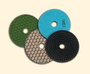 Diamond Flexible Polishing Pad pictures & photos