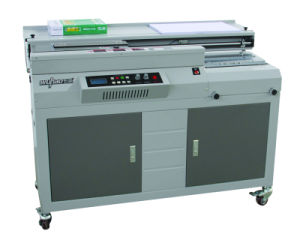 High Quality Automatic Glue Binding Machine (50A+) pictures & photos