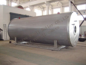 Horizontal Oil (gas) - Fired Themal Oil Boiler pictures & photos