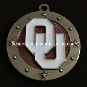 Custom 3D Metal Medals with Black Nickel Finish pictures & photos