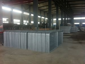 Galvanized Farm Gate Equipment Livestock Panel Temporary Fence pictures & photos