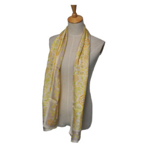 100%Silk Lady Scarf Long Scarf