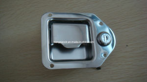 High Quality Stainless Steel AISI304 Auto Tool Box Lock (GJ01) pictures & photos